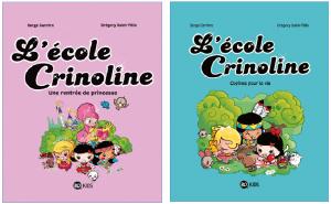 ecole crinoline BD kids
