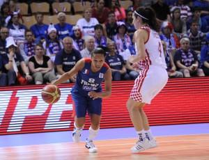 EuroBasket Women 20132ème tourFrance - Croatie