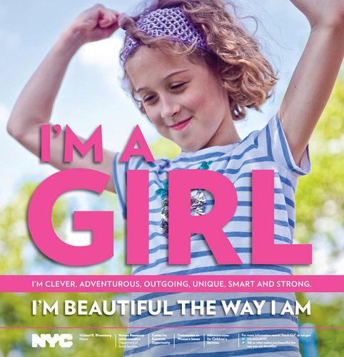 """""""Je suis une fille débrouillarde, aventurière, extravertie, unique, intelligente et forte. Je suis belle à ma façon."""""""