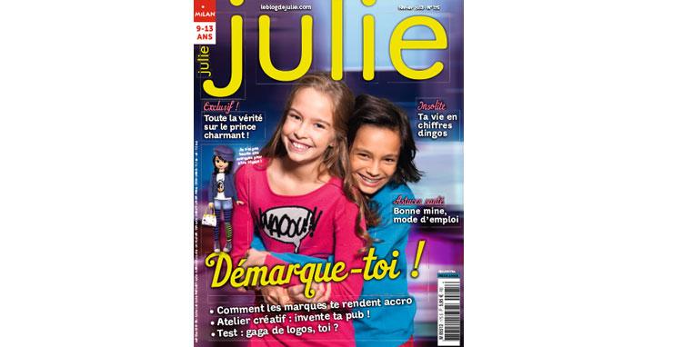 Magazine Julie fevrier