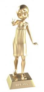 Et le Julie d'or 2013 est attribué à...