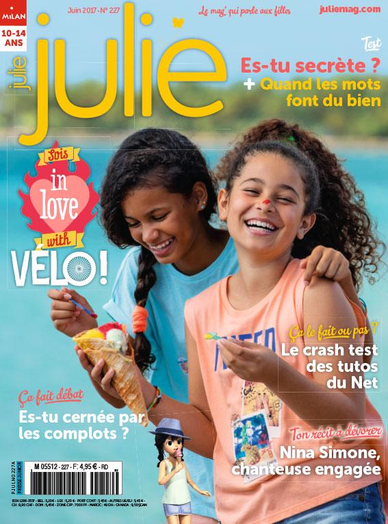 JULIE magazine juin 2017