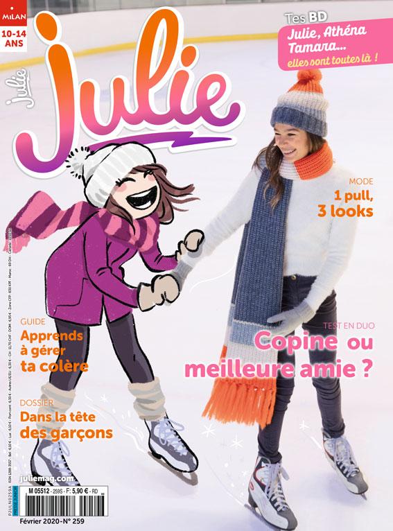JULIE magazine février 2020