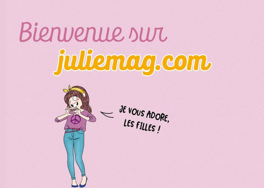 Bienvenue sur juliemag.com