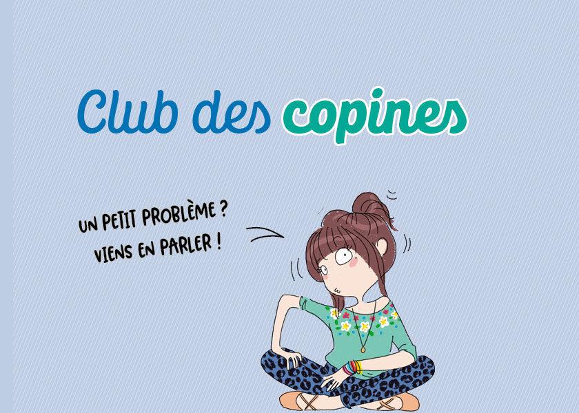 Club des copines - Julie magazine