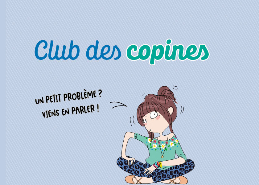 Club des copines - Julie magazine