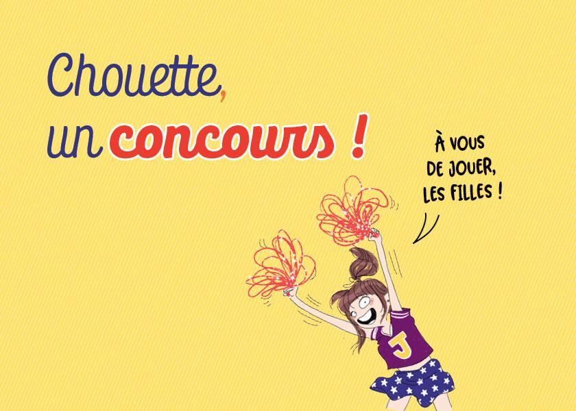 CHouette, un concours - Julie magazine