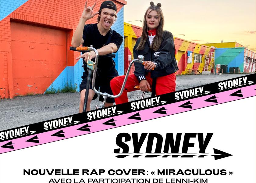 Sydney reprend le titre Miraculous.
