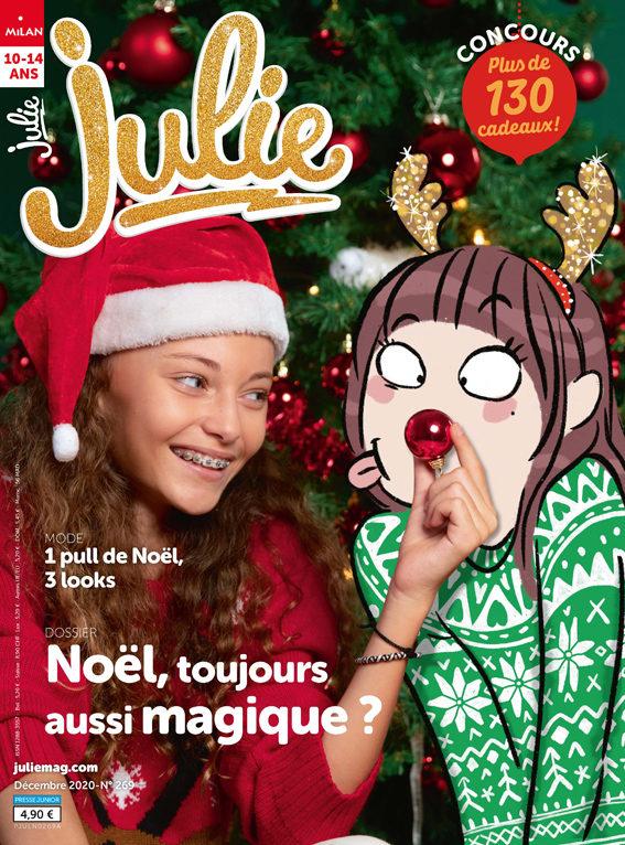 Julie décembre
