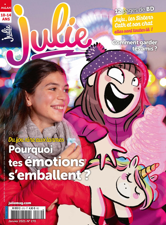 Julie janvier 2021