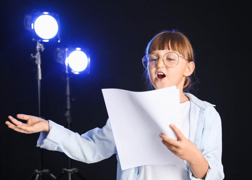 théâtre actrice casting