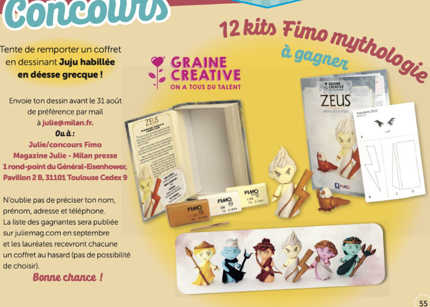 concours Fimo
